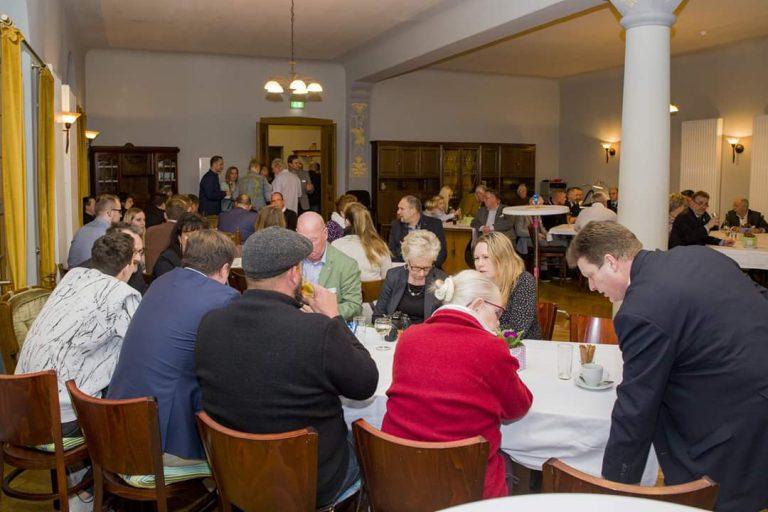 Neujahrsempfang der CDU Mühlenbecker Land in der Mönchmühle
