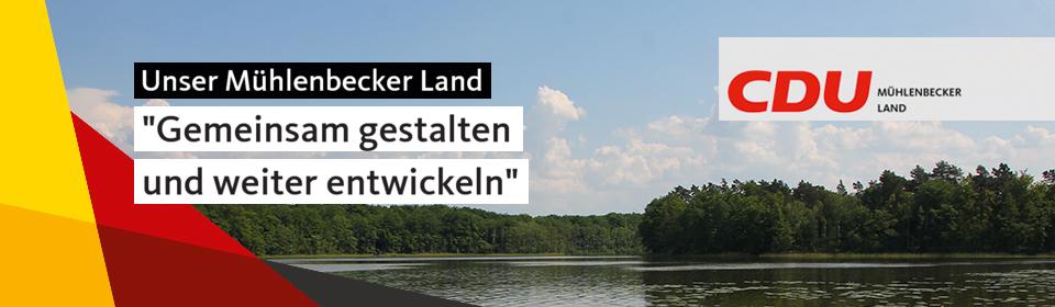 CDU Mühlenbecker Land